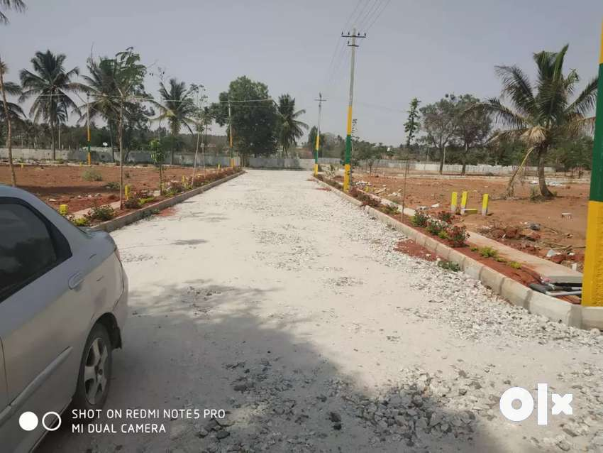 Plots for sale with 70% bank loan 0