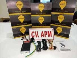 GPS TRACKER gt06n pelacak aman taxi online/mobil rental+server