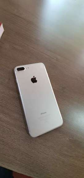 Apple I phone 7 plus/32gb silver