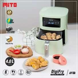 Air fryer Mito (menggoreng tanpa minyak)