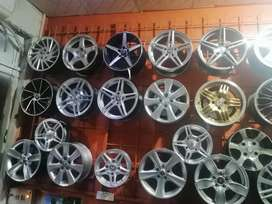 New Tyres and Rims dealer