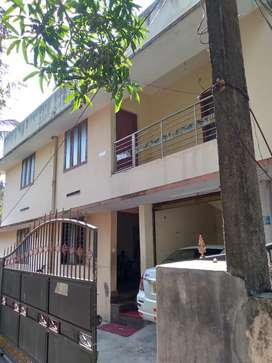 House for rent near b/w Tvm Airport and titanium co.
