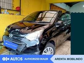 [OLX Autos] Daihatsu Sigra 2019 X 1.2 Bensin M/T Hitam #Arenta Mobilin