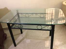 Table - Glass top