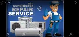 Ac repair and services and fittings