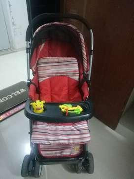 Mee mee Baby Pram