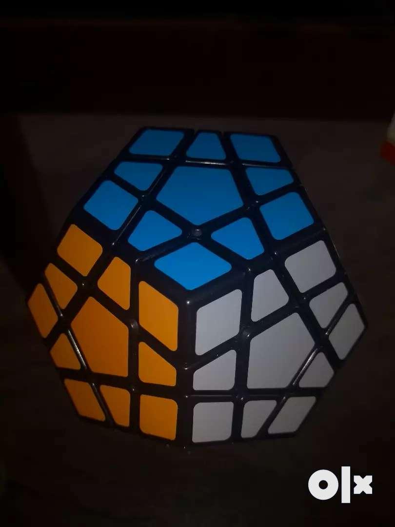Megamix cube 0