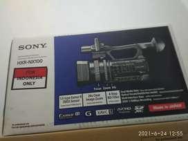 Sony NX100 New 100%