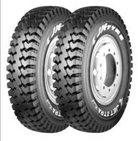 11.00-20 JK India Tyre/tire for sale. 1100.20 jet Xtra load.