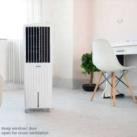 Symphony 22 L Tower Air Cooler  (White, Diet 22i)