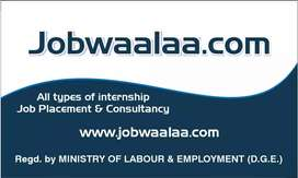 1 Office Cordinator & 10 office Assistant(Male /female both)