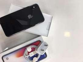 APPLE IPHONE X 64GB GREY COLOUR*