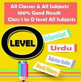 Home Tuitions Available In DHA/ Creek Vista/Saba Avenue/PECHS/Clifton