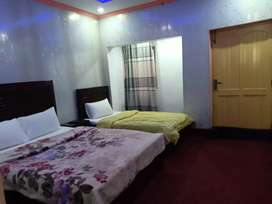 Room's for couples and families at Best location