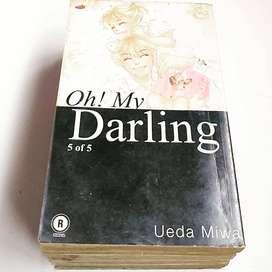 Komik Oh My Darling 1-6 Tamat