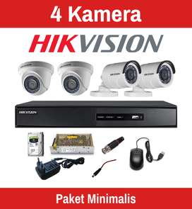hikvision Cctv  terbaik