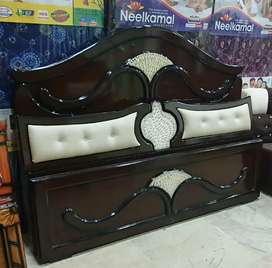 New bed in good condition