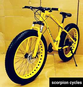 New cycles with shocker