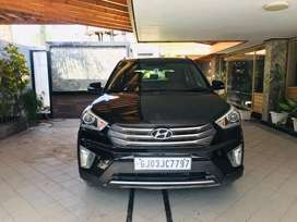 Hyundai Creta Diesel Automatic top model