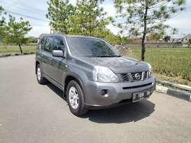 Super Mulus Nissan X-Trail St Automatic 2010 Grey Antiq