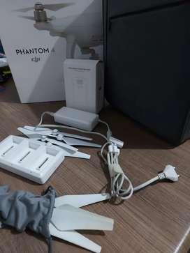 DJI Phantom 4 standard second