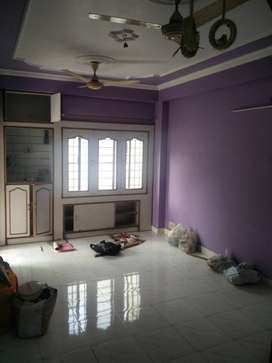 2BHK Flat with Terrace on Rent.