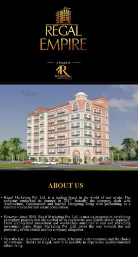 Park View City Islamabad , Regal Empire
