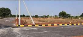 DTCP approved open plots with low prices