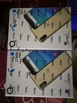 Qmobile Lt900pro 2GB 16GB  (Free Home delivery)