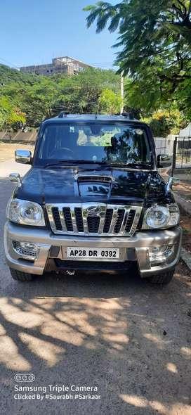 Mahindra Scorpio 2009-2014 VLX 2WD AIRBAG BSIV, 2012, Diesel