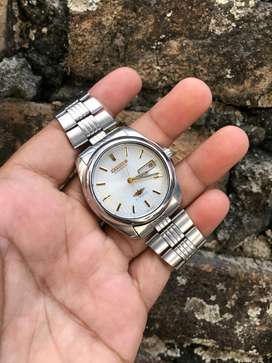 Citizen Automatic 21 Jewels White Dial