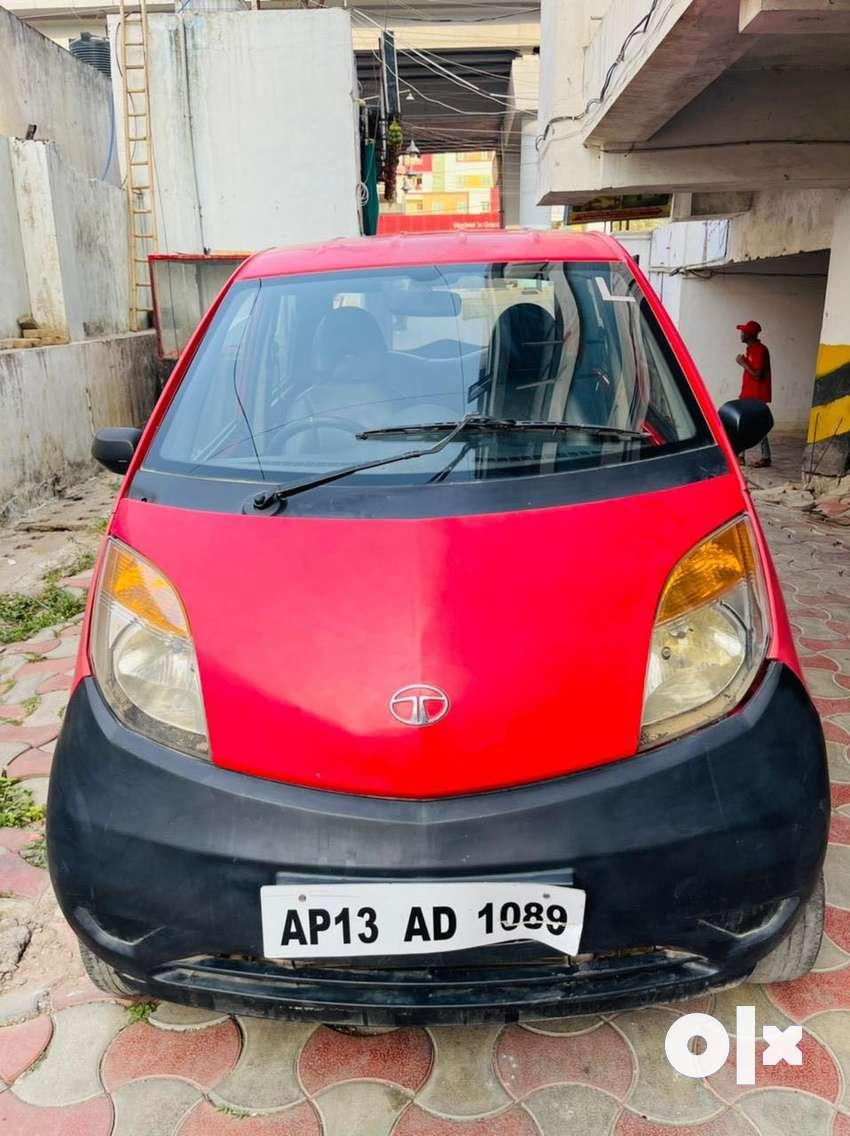Tata Nano 2009-2011 Cx, 2011, Petrol