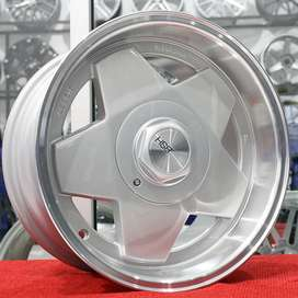 jual velg racing AACHEN 5076 HSR Ring.15 Lebar.7-8 PCD.4X100-4X114,3 E