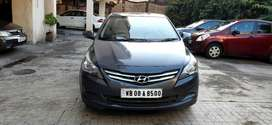 Hyundai Verna Fluidic 1.4 VTVT CX, 2015, Petrol