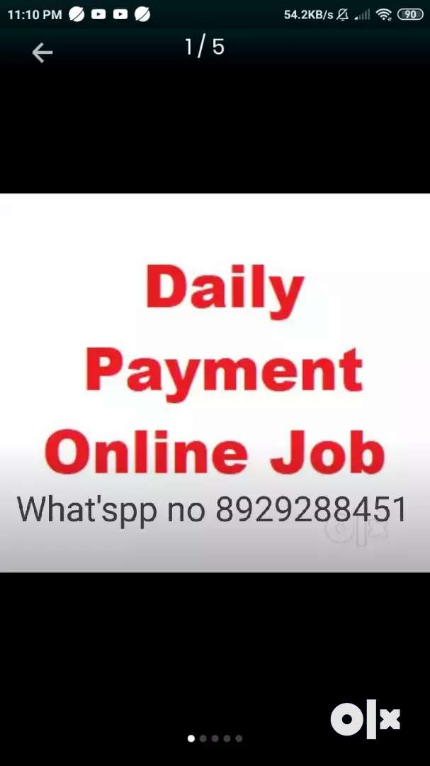 Get job in your data entry 0