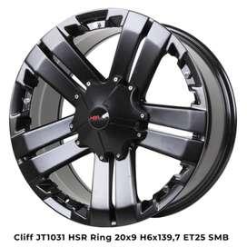 CLIFF JT1031 HSR R20X9 H6X139,7 ET25 SMB