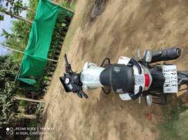 Appache rtr 180 in good condition