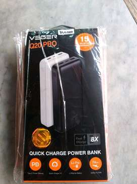 Powerbank Power Delivery 20.000mah