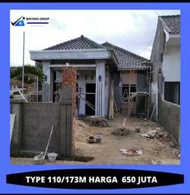 Rumah elite mewah komersil di Lampung