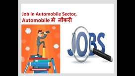Automobile / Car / Motor Industary Job