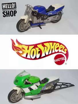 [Second] Hot Wheels Mechanix Sport/Drag Bike