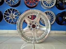 Ready velg RacingHart ring 16x7.5/8.5 pcd 4x100/114.3 et 35/25