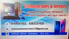 Technical sales and services