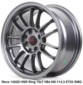 REVO 1403D HSR R15X7 H8X100-114,3 ET35 SMG