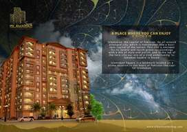 One Bed Flat Available in CDA Approved B17 Multi Gardens Islamabad