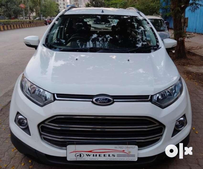 Ford Ecosport 1.5 Ti VCT AT Titanium, 2015, Petrol