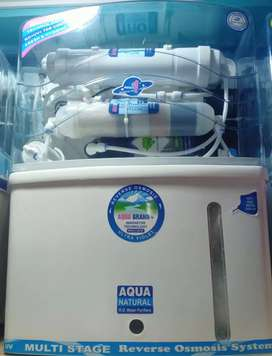 New Seal Pack Ro Water Purifier Machine