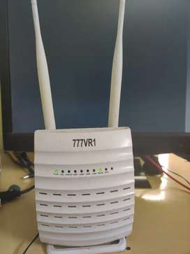 Wifi modem/router 2.4ghz