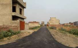 3 Marla Commercial Plot Corner In GVL Pak Arab