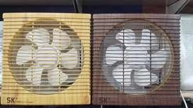 SK (Sharif Khurshid) Exhaust Fan plastic, metal and Ceiling exhaust
